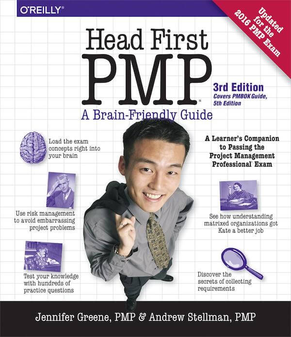 Book Review Head First Pmp Third Edition For Pmbok Guide 5 Pmp