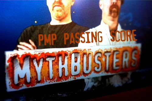 5 popular myths about pmp exam passing score pmp pmi acp capm